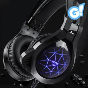 Gaming headset met microfoon