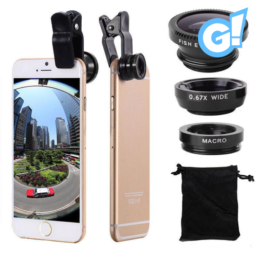 mobiele telefoon camera lens