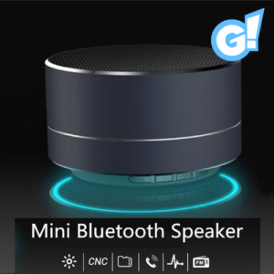 mini bluetooth speaker aluminium